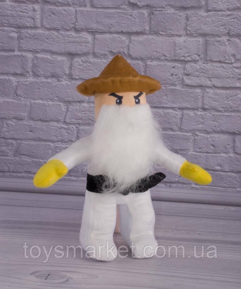 Мягкая игрушка Сенсей Ву, Лего Ниндзяго
