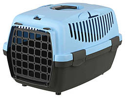 Переноска для собак и кошек Trixie Capri 1 31х32х48 см синяя (39812)