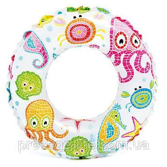 Детский надувной круг 59241NP Intex