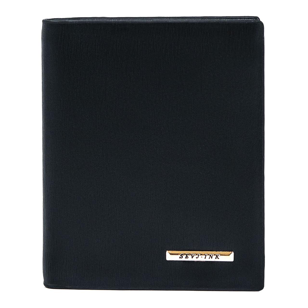 Мужской Кошелек Бумажник Baellerry (SK8857-1) Искусственная Кожа Черный