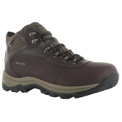 Ботинки Hi-Tec Altitude base camp WP D.Chocolate, фото 2