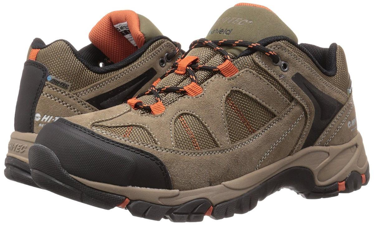 Ботинки Hi-Tec Altitude Lite Low i WP Trail Smokey Brown