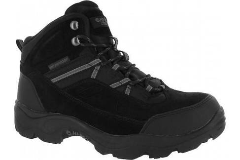 Ботинки Hi-Tec Bandera Pro Mid Waterproof Steel Toe Black, фото 2
