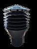 Дефлектор №10 D-150 мм черный