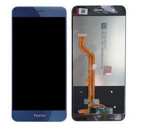 Дисплей с тачскрином Huawei Honor 8 (FRD-L09, FRD-L19) синий