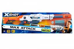 X-Shot Бластер Large Max Attack (10 патронів), арт. 3694