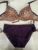Купальник фиолетовый Миссури 58807 на 52 размер, фото 3
