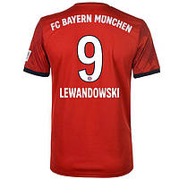 Футбольная форма ФК Бавария Мюнхен Левандовски (FC Bayern Munchen Lewandowski) 2018-2019 Домашняя, фото 1