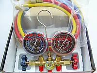Манометрическая станция R-410  2-х вент. СТ-536С  3 шланга (90см.) в комплекте
