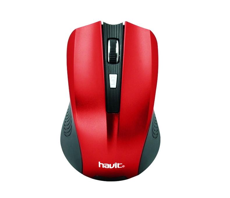 Мышь беспроводная Havit HV-MS921GT  red