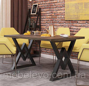 Стол обеденный  Астон  160  Металл-дизайн