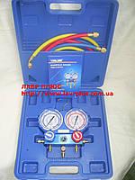 Манометрический коллектор R410A (VMG-2 Value) в чемодане, фото 1