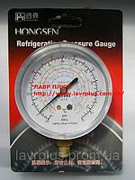 Манометр низкого давления R-134, R-404, R-22, R-407 d-80