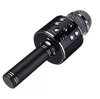 Микрофон Караоке со встроенным динамиком  WS 858  (Беспроводной / Bluetooth)