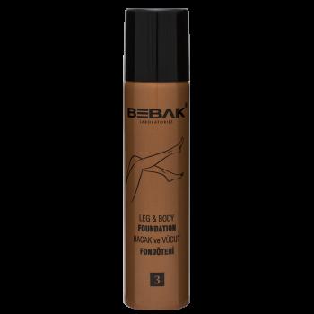 Тонирующий спрей для тела BEBAK, 75 мл