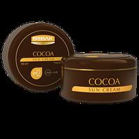 Крем для безопасного загара с экстрактом какао SPF 2 BEBAK, 100 мл