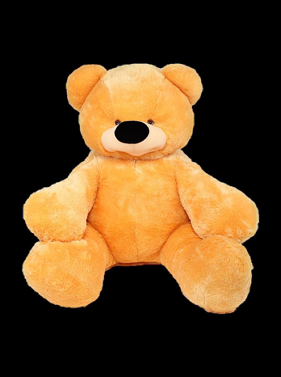 Плюшевий ведмідь 200 см медовий