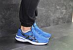 Мужские кроссовки Asics (сине-белые), фото 3