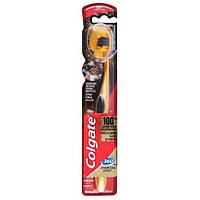 Зубная щетка Colgate 360 Degrees Charcoal Gold, 1 шт