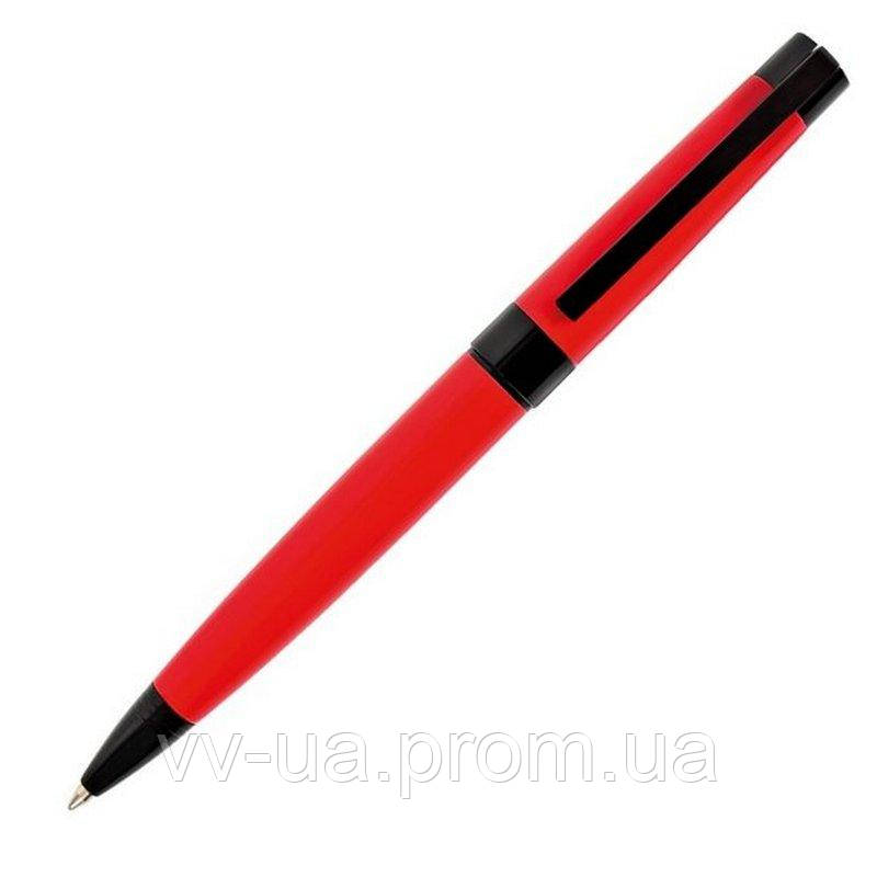 Ручка шариковая Cabinet Corsica, красная (O15376)