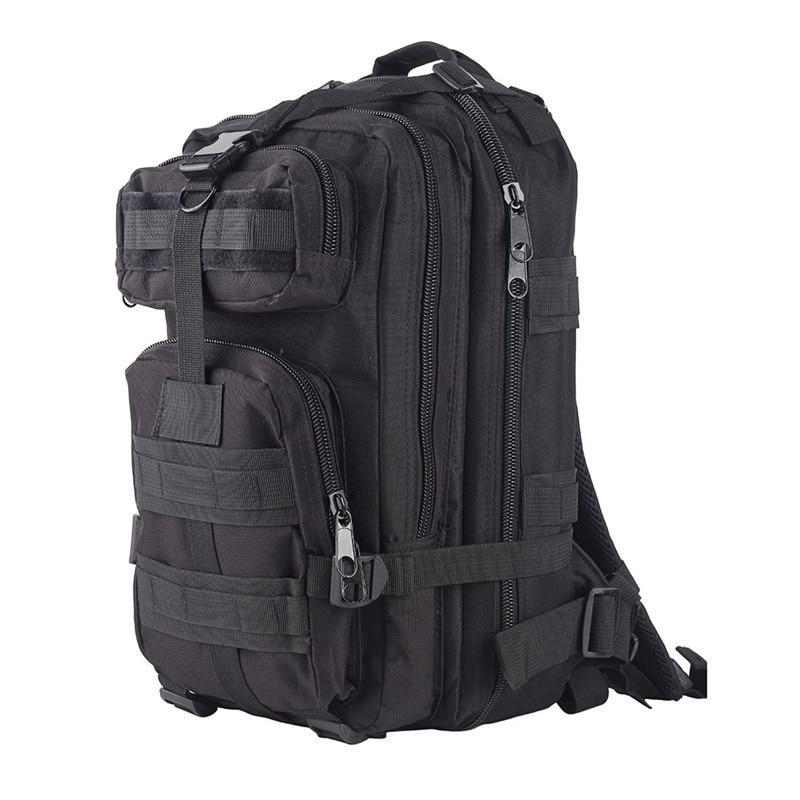 Тактический штурмовой военный рюкзак 25л портфель