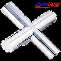 Ручка х-образная под шлицы (  РД7506 ) с боковым зажимом