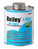 Клей для труб ПВХ Bailey 946 мл