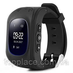 Часы-телефон Smart Baby Watch c GSP трекером Q50 (Q50)
