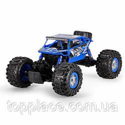 Радиоуправляемый краулер Zegan Rock Rover 4WD 1:12, Синий (RM101001106)