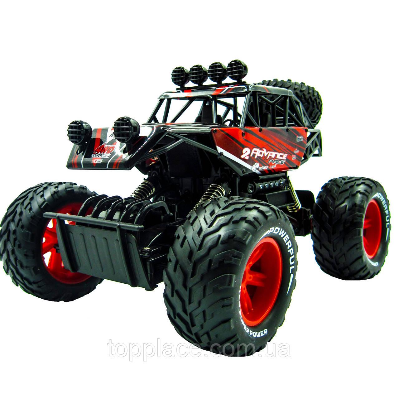 Радиоуправляемый краулер OffRoad 4WD 1:10 Красный (RM101001142)