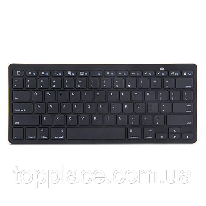 Клавиатура беспроводная Combo BK-3001 Wireless Bluetooth, Black (G101001156)