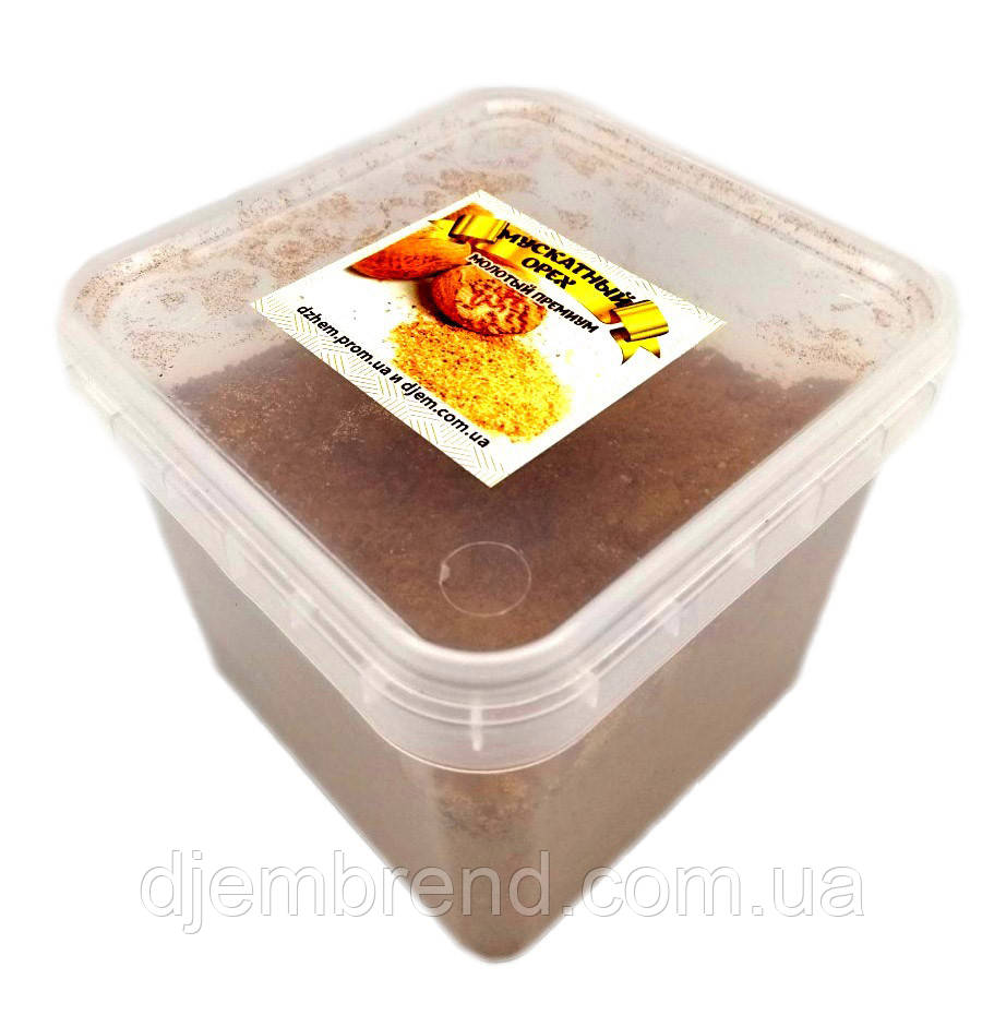 Мускатный орех молотый, 200 г