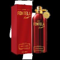 Парфюмированная вода для женщин Fontela EDP LOVE POTION, 100 мл , 100 мл