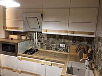Кухни, мебель и фасады на заказ в натуральном дереве и МДФ