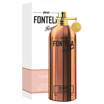 Парфюмированная вода для женщин Fontela EDP OLIMPIA, 100 мл