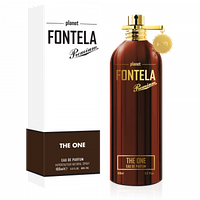 Парфюмированная вода для мужчин Fontela EDP THE ONE, 100 мл