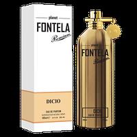 Парфюмированная вода для мужчин Fontela EDP DICIO, 100 мл