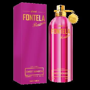 Парфюмированная вода для женщин Fontela EDP SWEET BONBON, 100 мл
