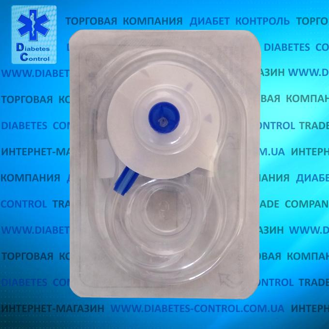 Катетер для инсулиновой помпы Quick-set Medtronic 6/60 (Инфузионный набор) (1 шт.)