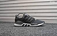 Мужские кроссовки в стиле Adidas Equipment, сетка, пена, серые 41 (26 см)
