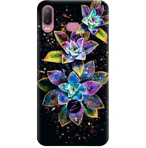 Чехол на Samsung Galaxy A6S 2018 Magical Flowers
