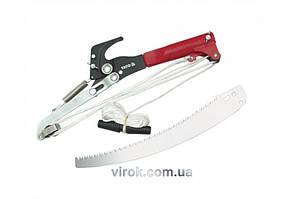 Сучкоріз штанговий YATO з ножівкою, l= 325мм [12]