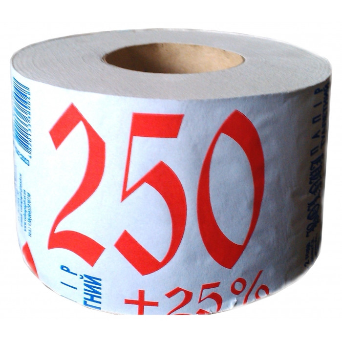 Туалетная бумага Волынь, 250 м