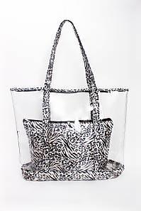 Шоппинг сумка Нилен черная