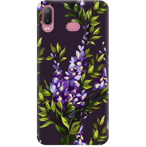 Чехол на Samsung Galaxy A6S 2018 Violet
