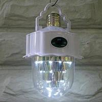 Яркая лампа-фонарь YJ-1886 TY со встроенным аккумулятором
