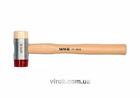 Молоток жестянщика YATO 35 мм 340 г 315 мм