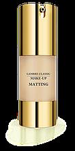 Матирующая тональная основа MATTING MAKE-UP Gold №5 Песочный 30 мл