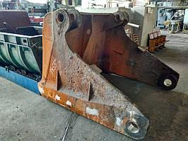 Выполнение работы по восстановлению после поломки или износа челюсти грейферного ковша 2