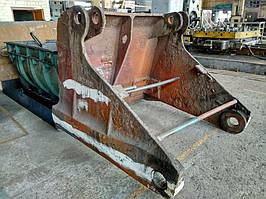 Выполнение работы по восстановлению после поломки или износа челюсти грейферного ковша 3